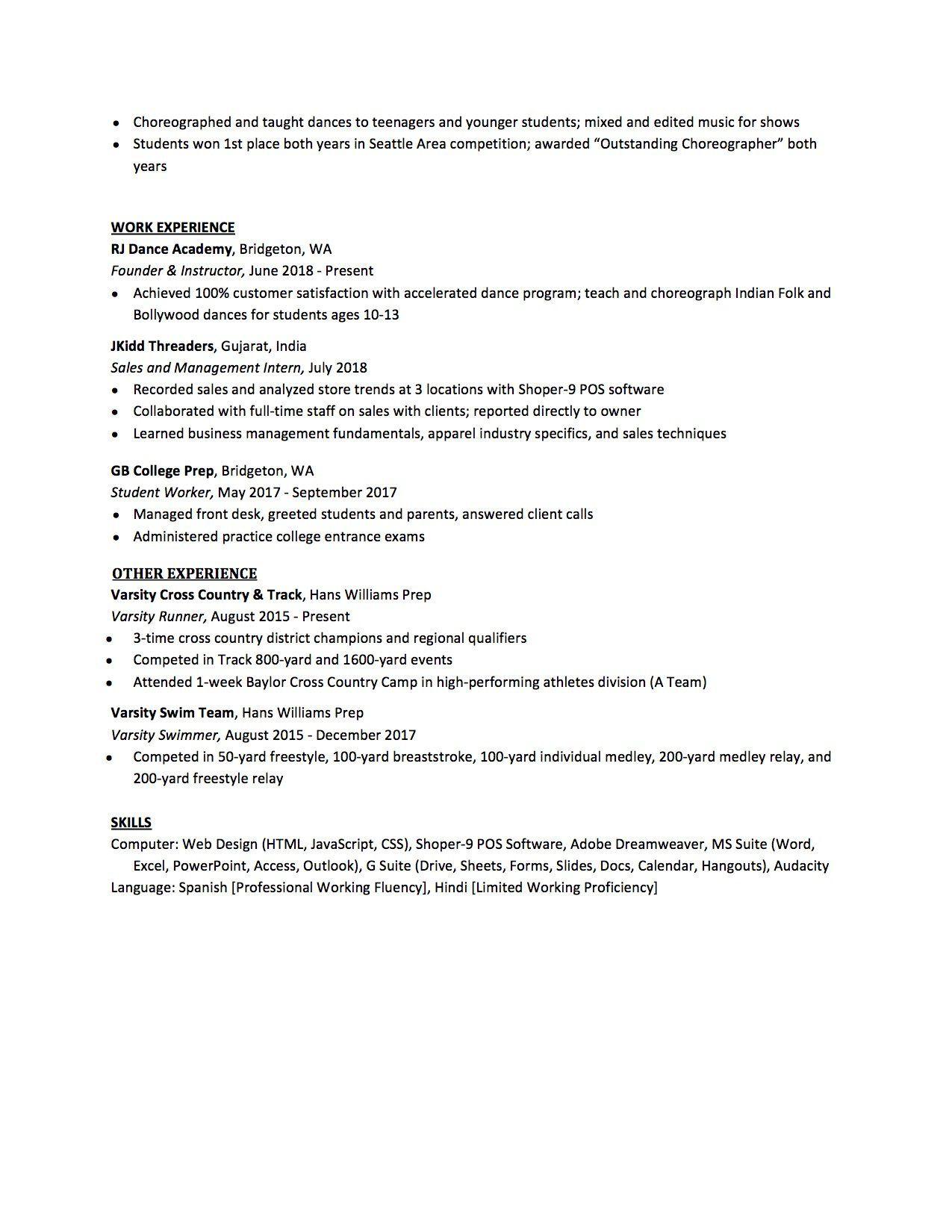 008 Simple Resume Template High School Photo  Student Australia For Google Doc Graduate Microsoft WordFull
