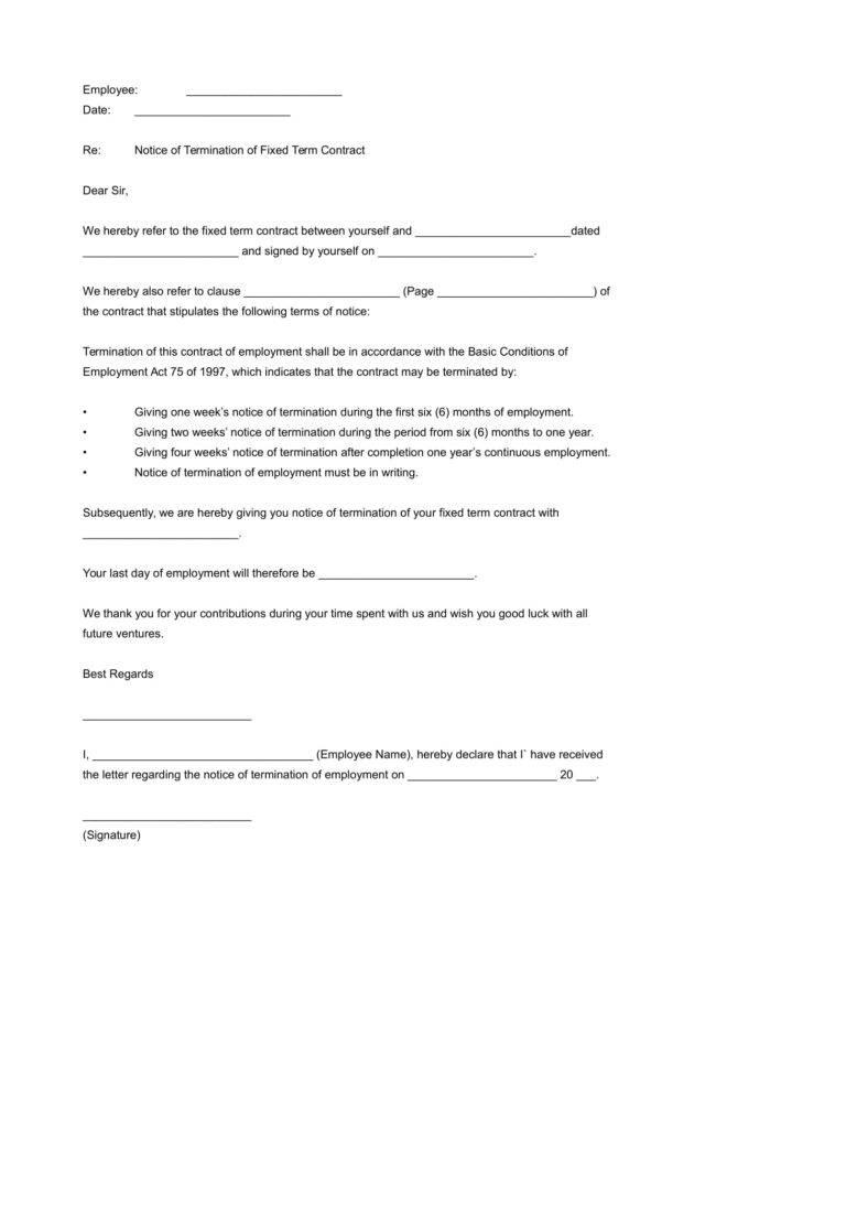 008 Singular 2 Week Notice Template Word Idea  Free MicrosoftFull