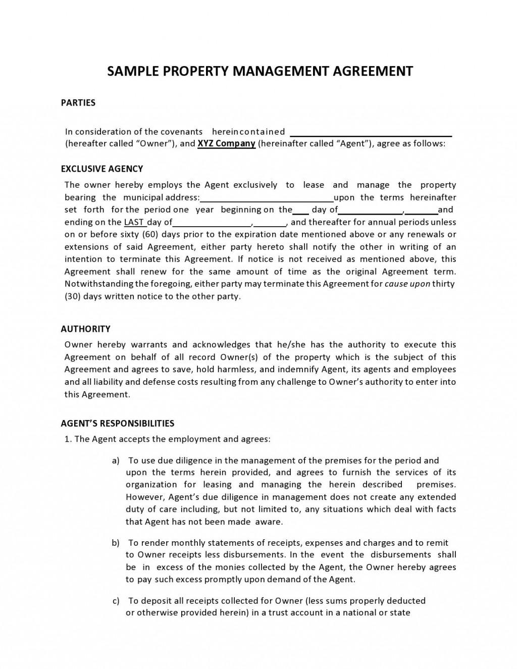 008 Singular Commercial Property Management Agreement Template Uk Highest Clarity Large