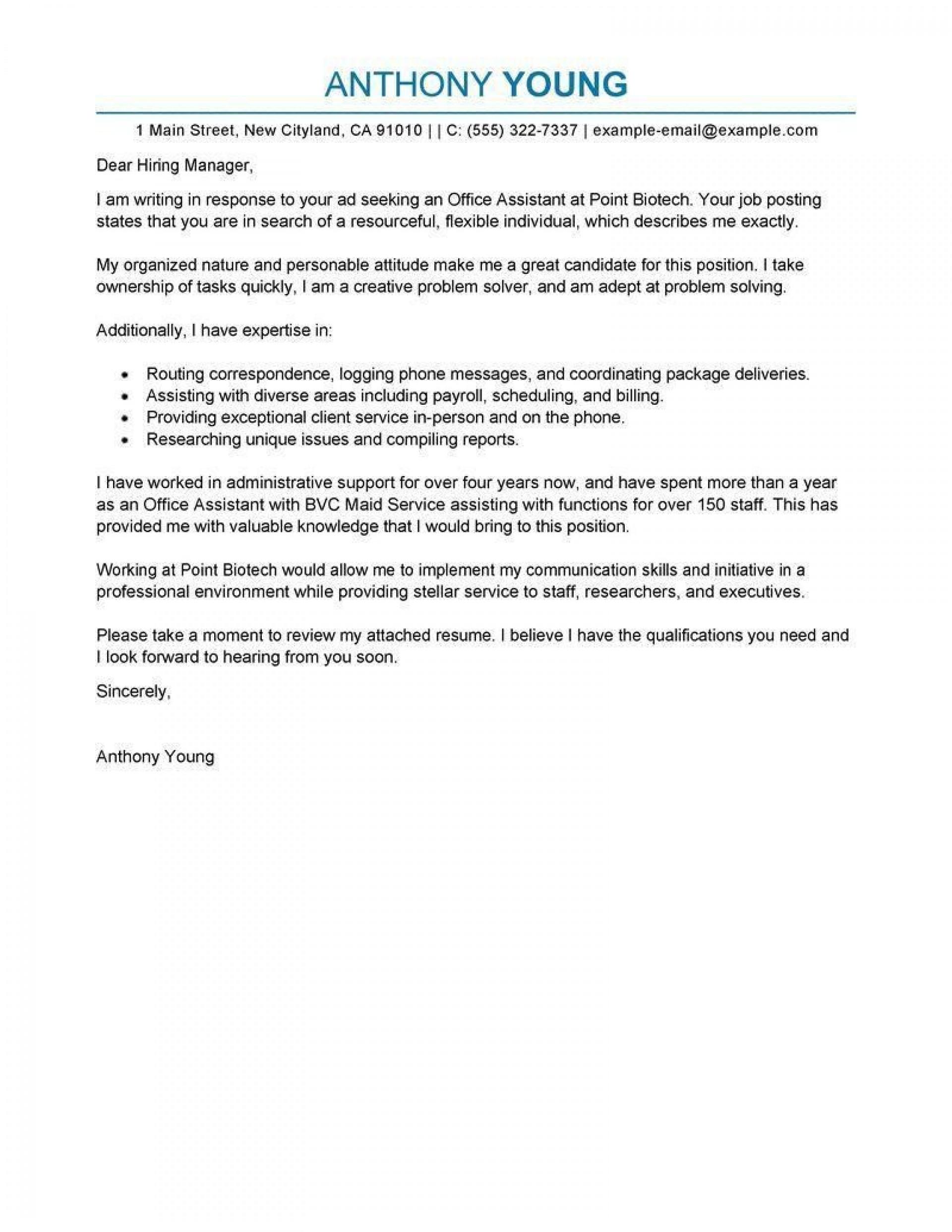 008 Singular Email Cover Letter Sample High Def  Samples Resume Example Of For Job Internship1920