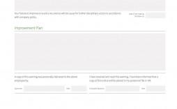 008 Singular Employee Discipline Form Template Idea  Free Disciplinary Letter Action