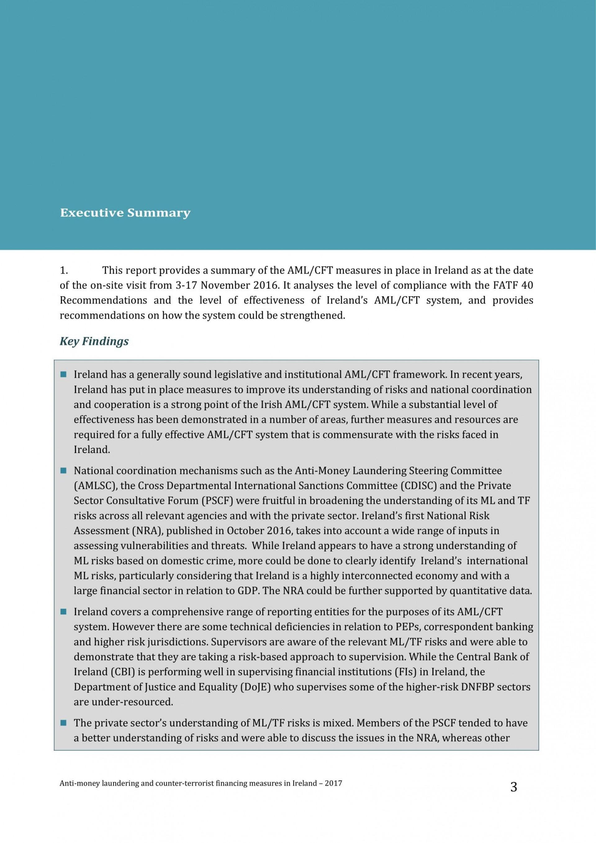 008 Singular Executive Summary Report Word Template High Resolution 1920