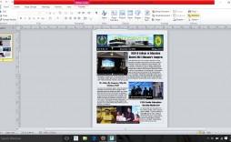 008 Singular M Word Newsletter Template High Resolution  Free Microsoft Format Example