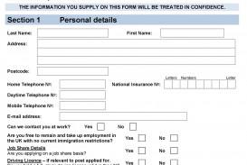 008 Staggering Employment Application Form Template M Word High Definition  Job Microsoft Description