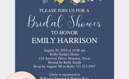 008 Staggering Free Bridal Shower Invite Template Highest Quality  Invitation For Word Wedding Microsoft