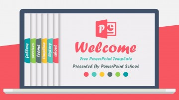 008 Staggering Free Education Ppt Template Idea  Powerpoint For Teacher Creative Download Professional360