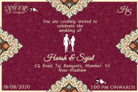 008 Staggering Free Online Indian Wedding Invitation Card Template Picture
