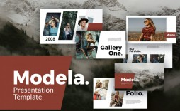 008 Staggering Free Photo Collage Template For Powerpoint Image