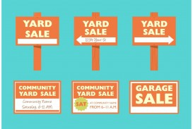 008 Staggering Garage Sale Sign Template Photo  Flyer Microsoft Word Community Yard Free Rummage