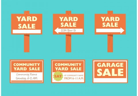 008 Staggering Garage Sale Sign Template Photo  Flyer Microsoft Word Community Yard Free Rummage480