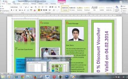 008 Staggering M Word 2007 Brochure Template Sample  Templates Microsoft Office Download For Free
