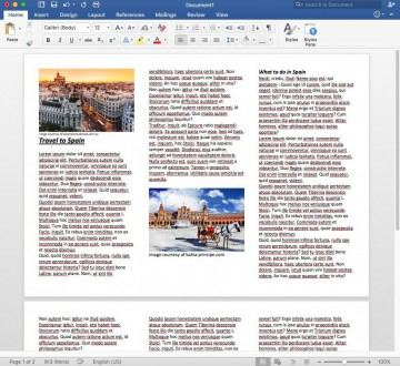008 Staggering M Word Tri Fold Brochure Template Image  Microsoft Free Download360