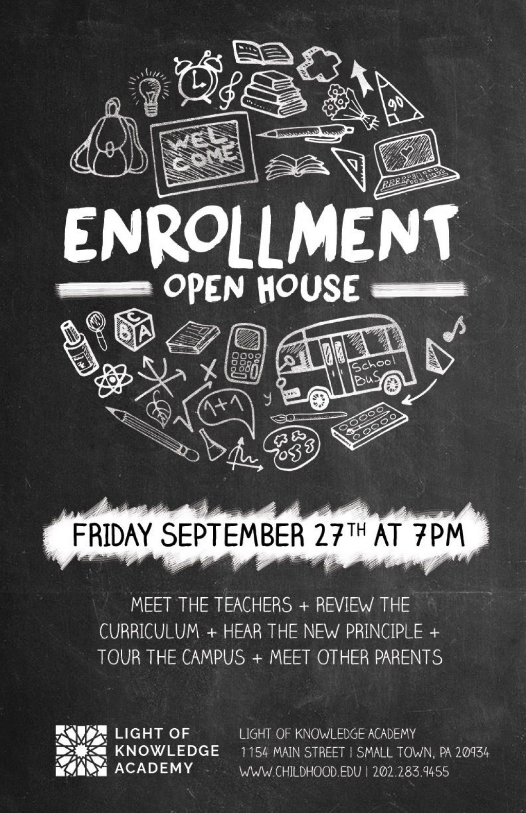 008 Staggering Open House Flyer Template High Definition  Templates Free School MicrosoftLarge