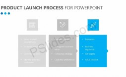 008 Staggering Product Launch Plan Powerpoint Template Free Example