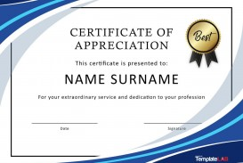 008 Staggering Recognition Certificate Template Free Photo  Employee Award Of Download Word