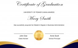 008 Stirring Degree Certificate Template Word Concept