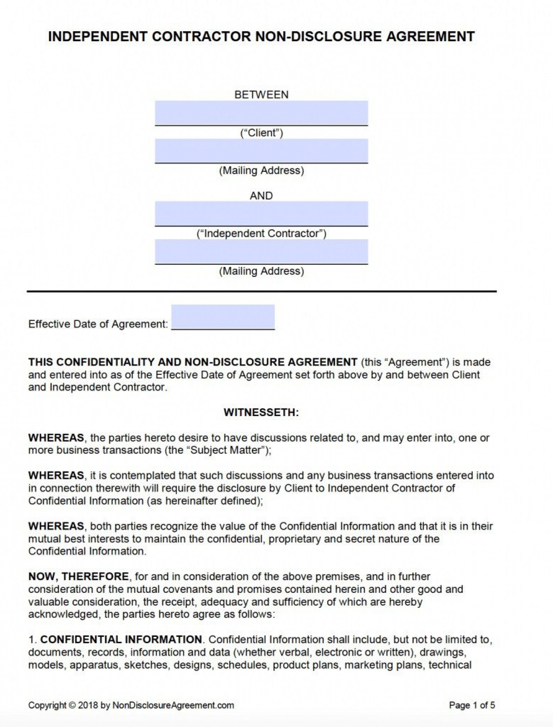 008 Stirring Independent Consultant Contract Template Highest Clarity  Free Contractor Consulting Agreement South Africa1920