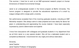 008 Stirring Letter Of Recommendation Template For College Student Image  Sample From Professor