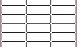 008 Stirring Microsoft Word Addres Label Template 16 Per Sheet High Def