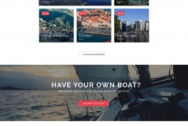 008 Stirring One Page Website Template Free Download Html Idea  Simple With Cs Responsive
