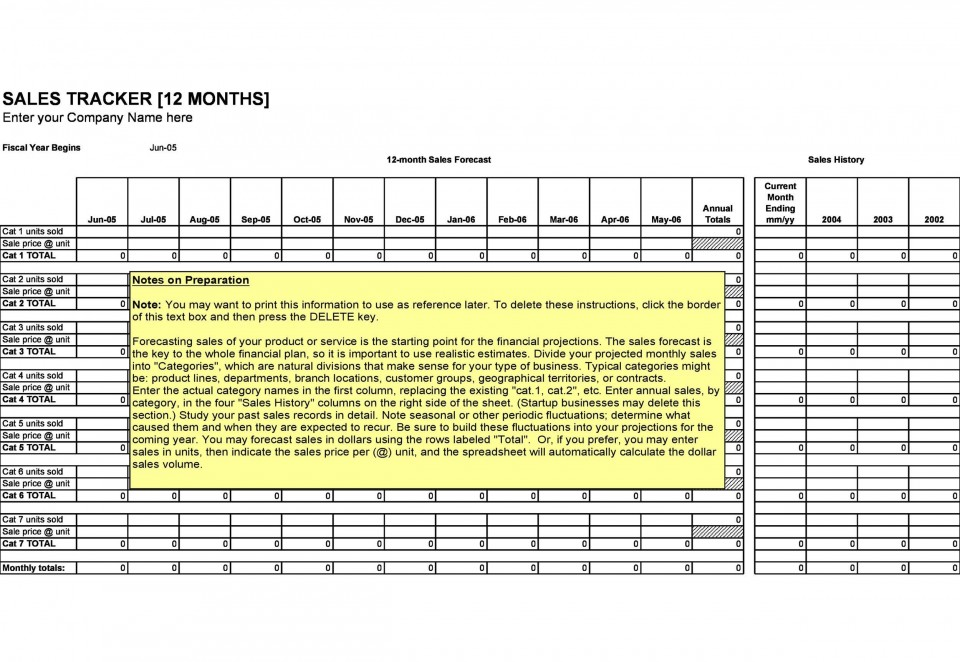 008 Stirring Sale Plan Template Word Sample  Compensation Free Busines960