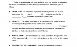 008 Stirring Template For Home Rental Agreement Picture  Free House