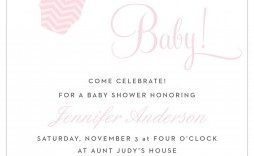 008 Striking Baby Shower Invitation Wording Example Highest Clarity  Examples Invite Coed Idea For Boy