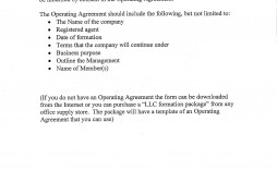 008 Striking Buy Sell Agreement Llc Template Free Picture
