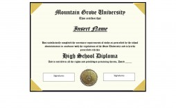 008 Striking Free High School Diploma Template Highest Clarity  Templates Print Out Editable Printable