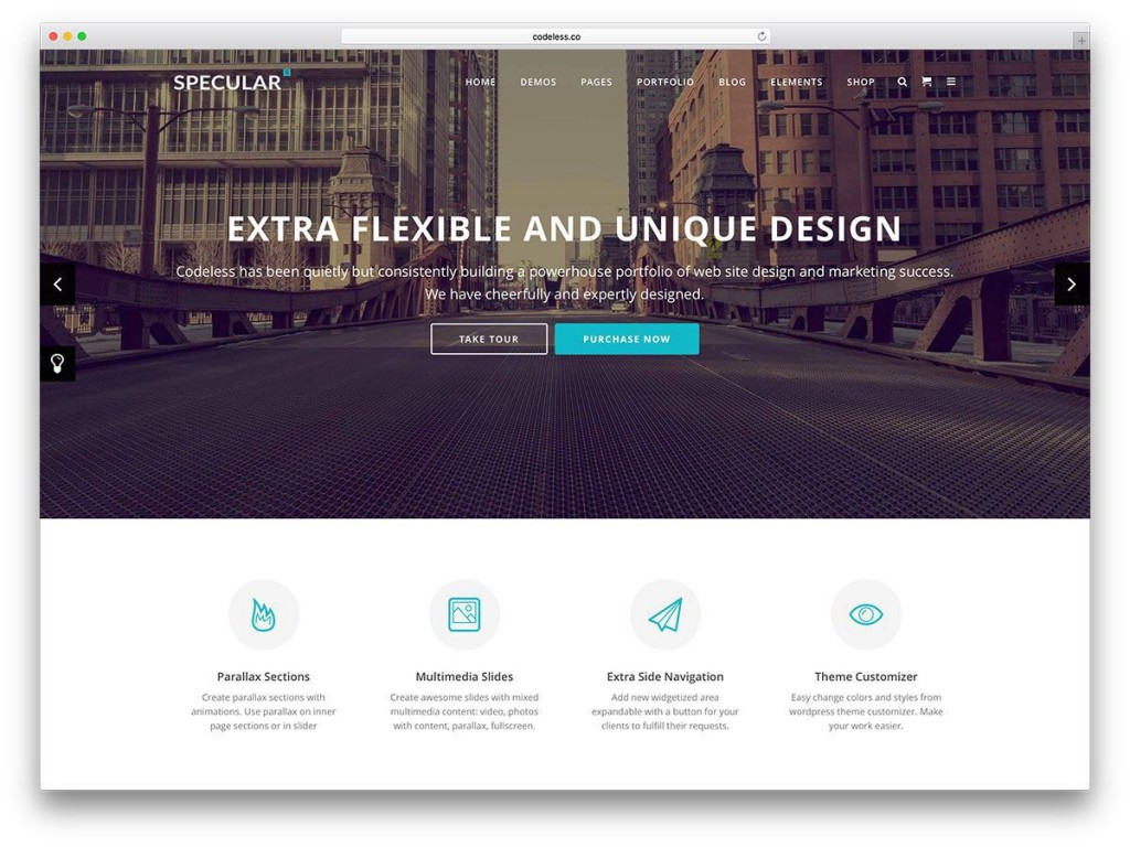 008 Striking Free Html Busines Web Template Download Highest Clarity  And Cs ForLarge