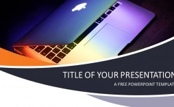 008 Striking Free Technology Powerpoint Template Idea  Templates Animated Information Download