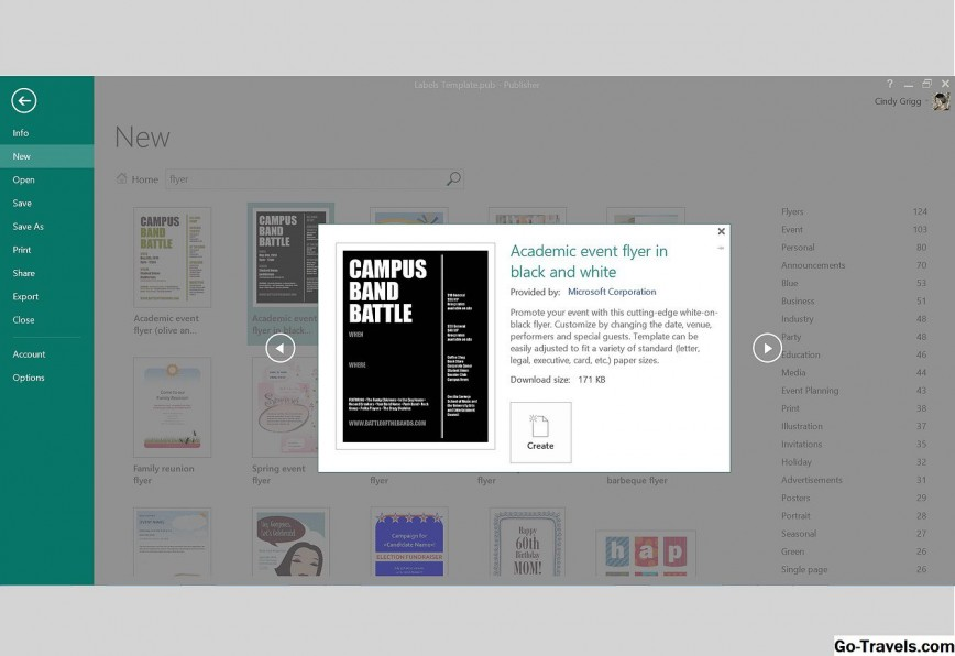 008 Striking Microsoft Publisher Flyer Template Highest Quality  Office Advertisement Design