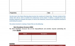 008 Striking Project Plan Template Word Highest Clarity  Simple Management Example Communication