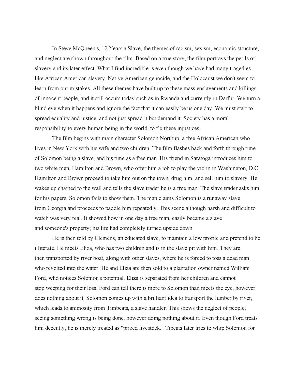 008 Striking Racism Essay High Definition  Brainly Writing Competition TagalogFull
