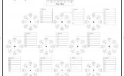 008 Striking Seating Chart Template Excel Inspiration  Wedding Plan Free Table Microsoft