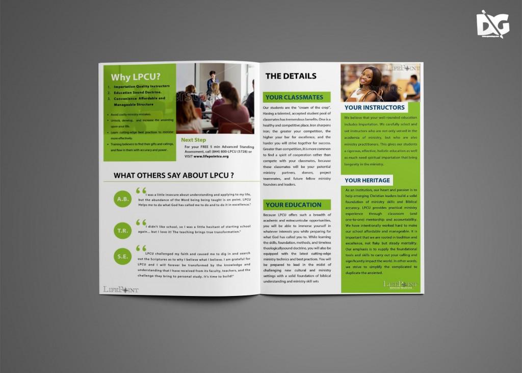 008 Stunning Bi Fold Brochure Template Word Picture  Free Download MicrosoftLarge