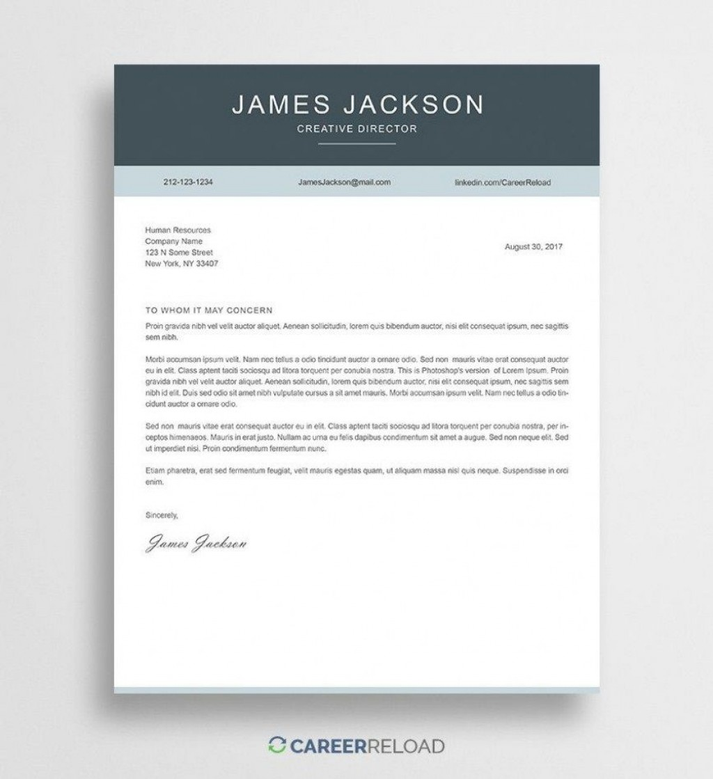 008 Stunning Cover Letter Template Download Pdf Highest Clarity  FreeLarge