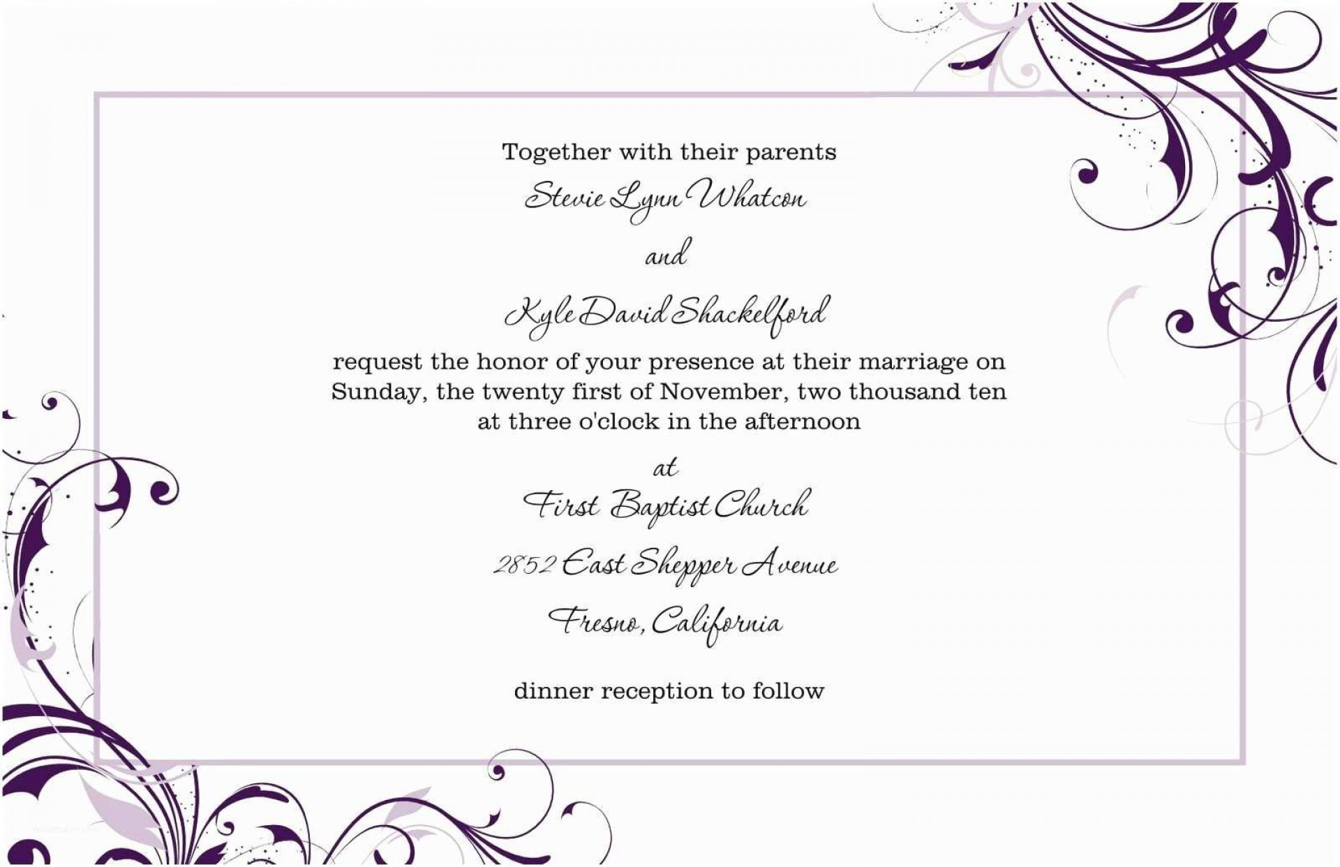008 Stunning Free Email Invitation Template Image  Ecard Wedding Party Invite For Outlook1920