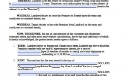 008 Stunning Free Template For Rent Agreement Sample  To Own House Rental