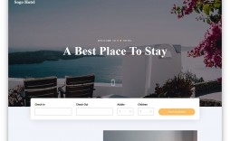 008 Stunning Hotel Website Template Html Free Download Picture  With Cs Responsive Jquery And Restaurant