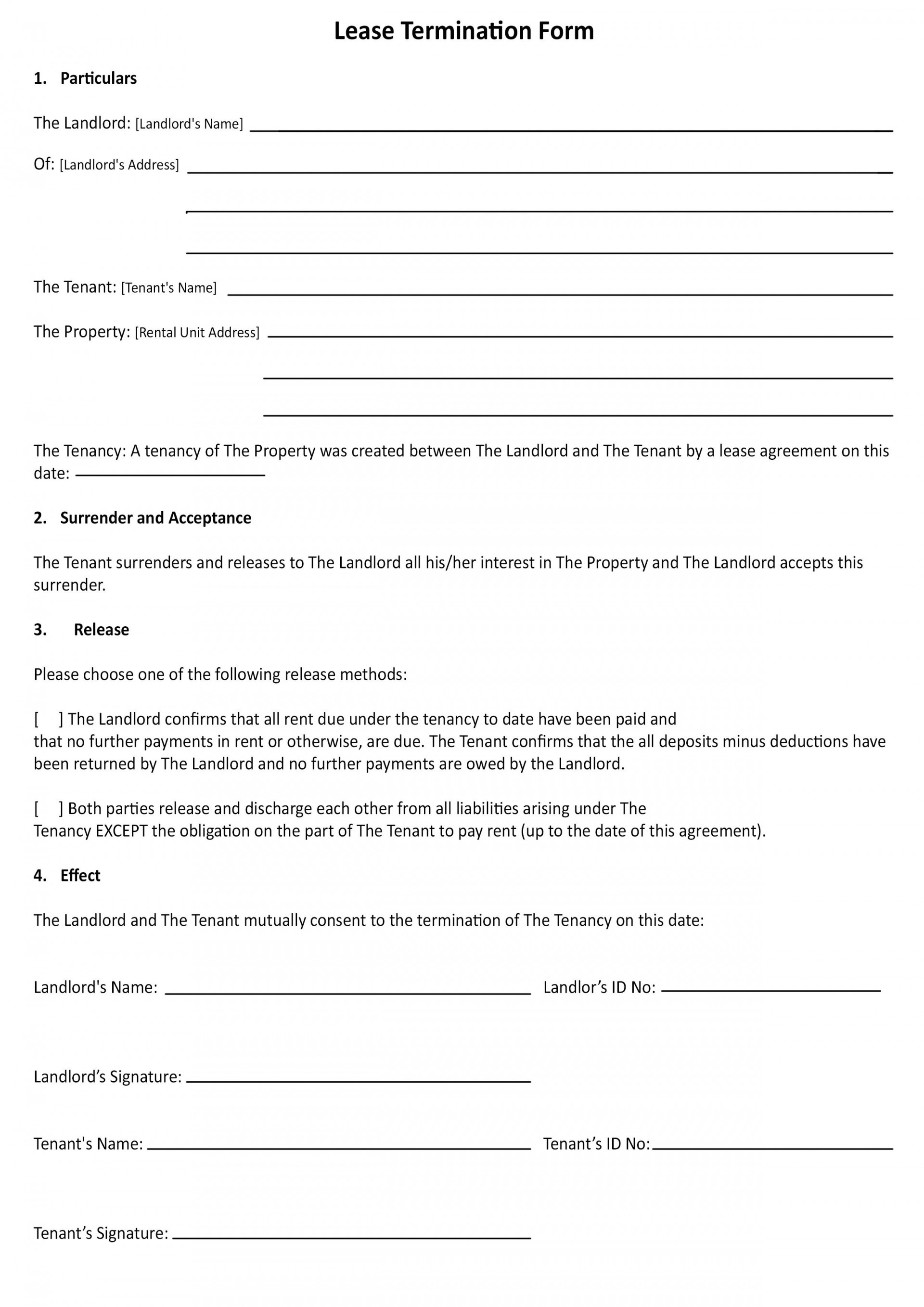 008 Stunning Lease Agreement Template Word South Africa High Definition  Free Simple Residential Commercial Document1920