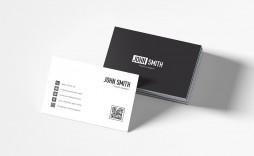 008 Stunning Minimalist Busines Card Template Free Image  Minimal Psd