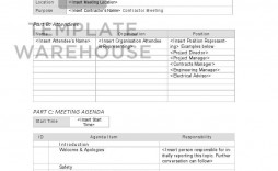 008 Stunning Project Kickoff Meeting Template Doc High Definition
