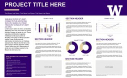 008 Stunning Scientific Poster Template Free Download Inspiration  A1 Creative