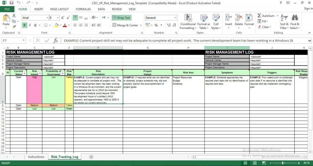 008 Stunning Software Project Management Template Free Download Idea Large