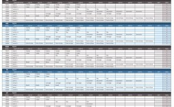 008 Stunning Time Management Schedule Template High Resolution  Plan For Student Calendar Excel