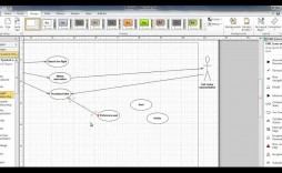 008 Stunning Use Case Diagram Microsoft Visio 2010 Sample