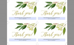 008 Stunning Wedding Thank You Note Template Highest Clarity  Templates Shower Card Etsy Bridal Format