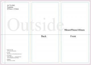 008 Stupendou 3 Fold Brochure Template Doc Inspiration  Google320