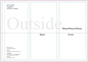 008 Stupendou 3 Fold Brochure Template Doc Inspiration  Google360